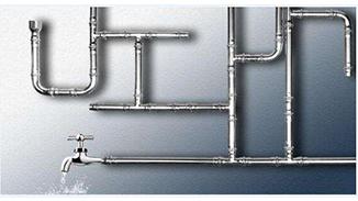 不锈钢水管让河北某房地产公司认识金鼎管业
